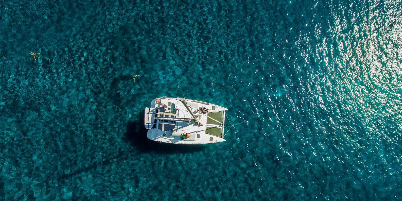 Croisière Catamaran Privée Ile Maurice 5 jours